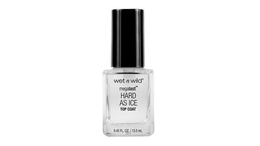 <p>Best Topcoat: Wet n Wild Mega Last Hard as Ice Topcoat</p>