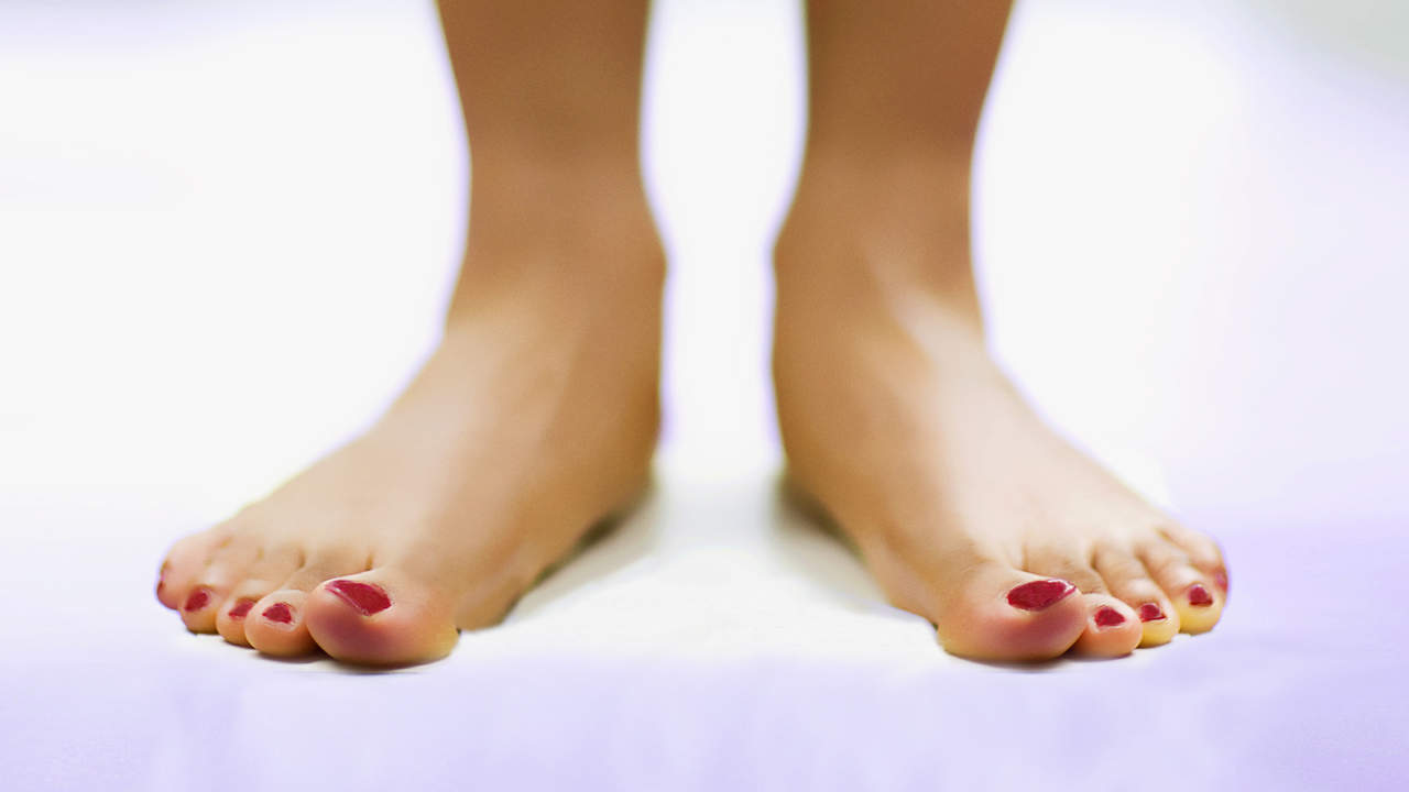 Foot pain from metatarsalgia