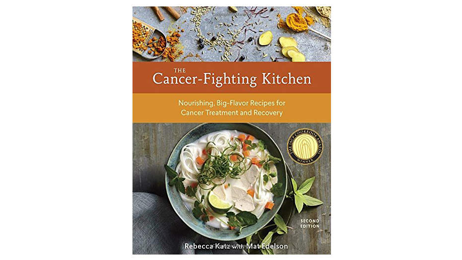 The Cancer-Fighting Kitchen cookbook