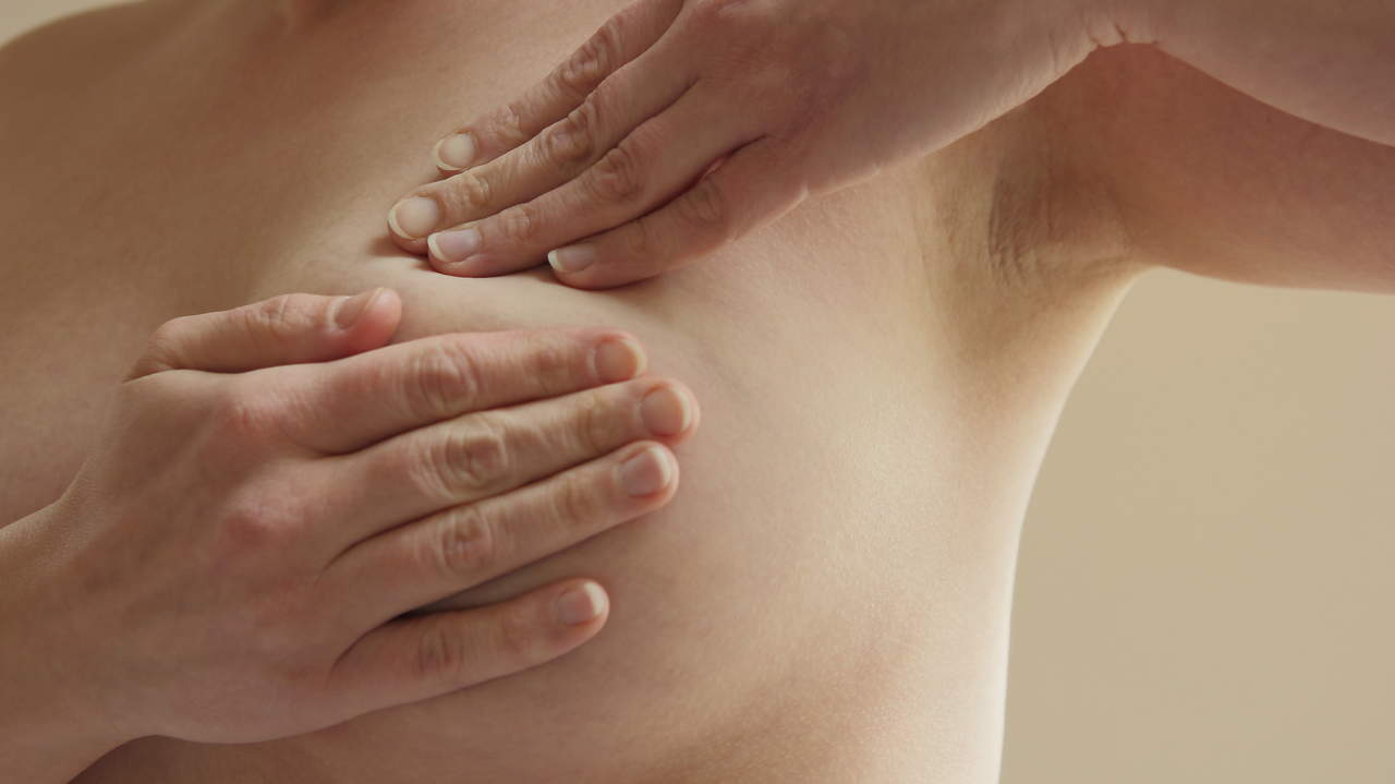 Watch What That Lump In Your Breast Might Be video