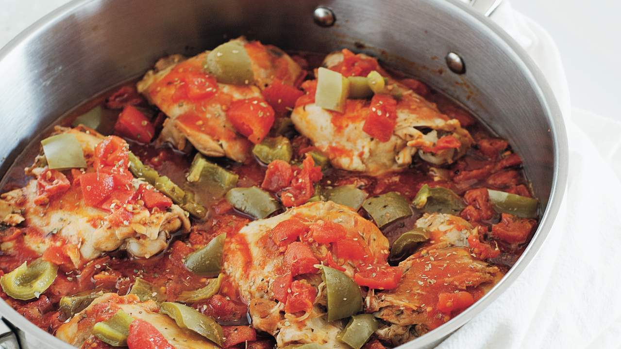 Low-FODMAP chicken recipe