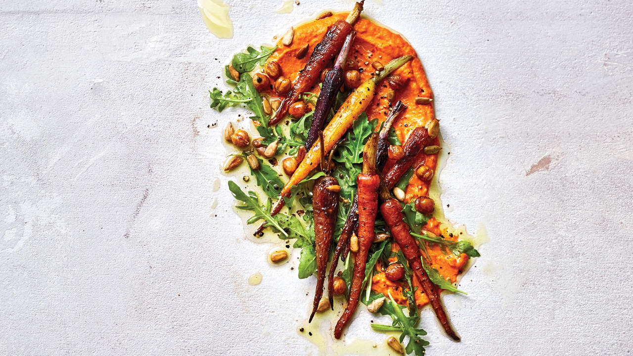 how to make hot carrots