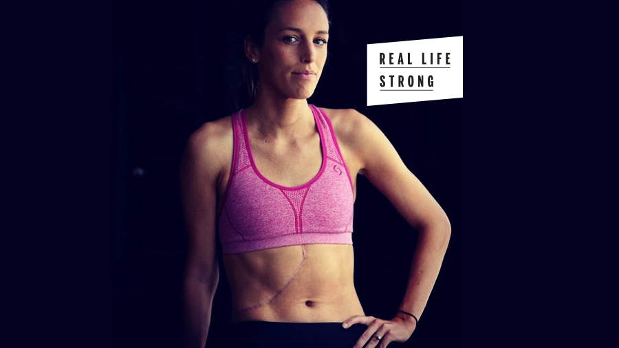 Professional Runner Gabe Grunewald Has Stage 4 Cancer, But She's Not Giving Up Racing