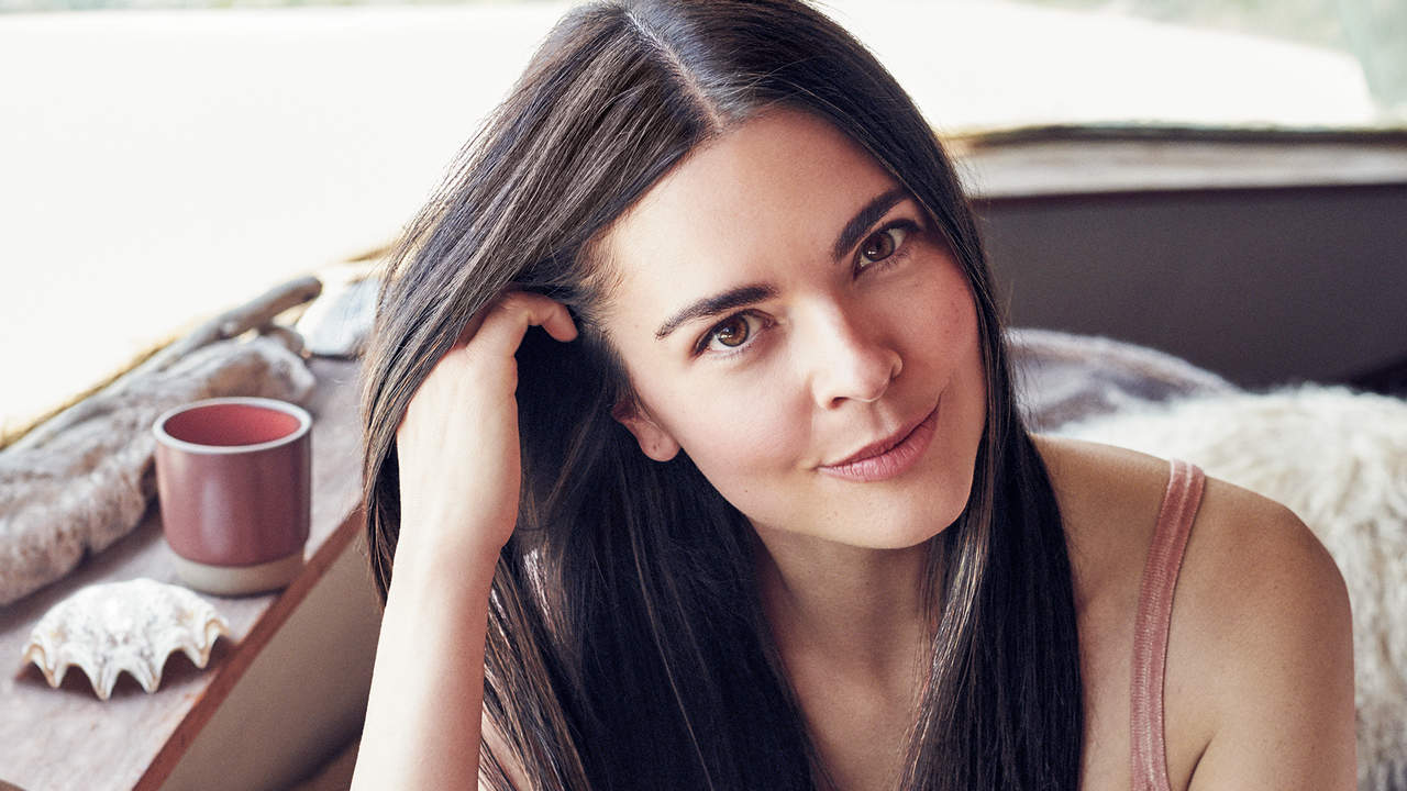 food network star katie lee gets real about her diet �i