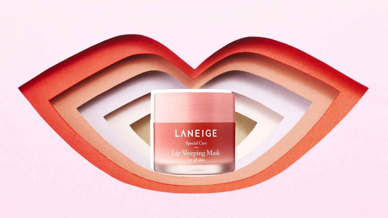 The Laneige Lip Mask Is so Hydrating, I haven't had Chapped Lips in Three Years
