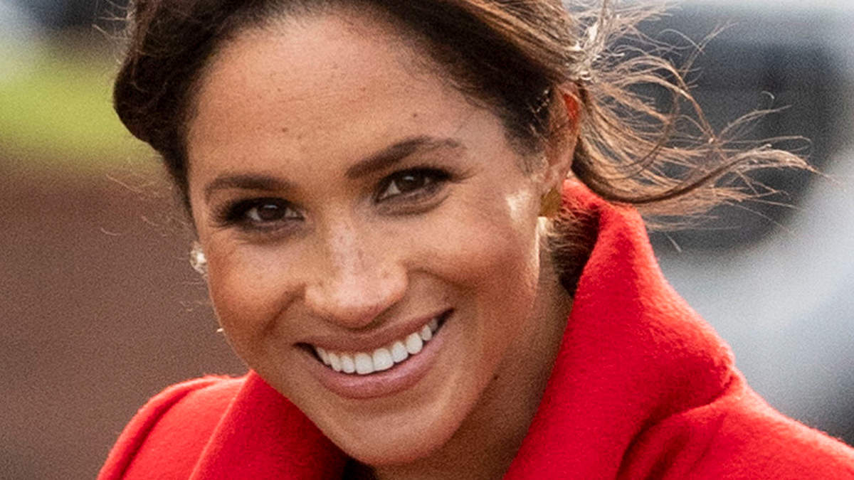 Meghan Markle Just Wore One of 2019's Biggest Makeup Trends