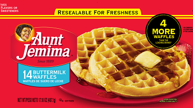 Aunt Jemima Products Are Being Recalled Over Listeria Contamination Fears