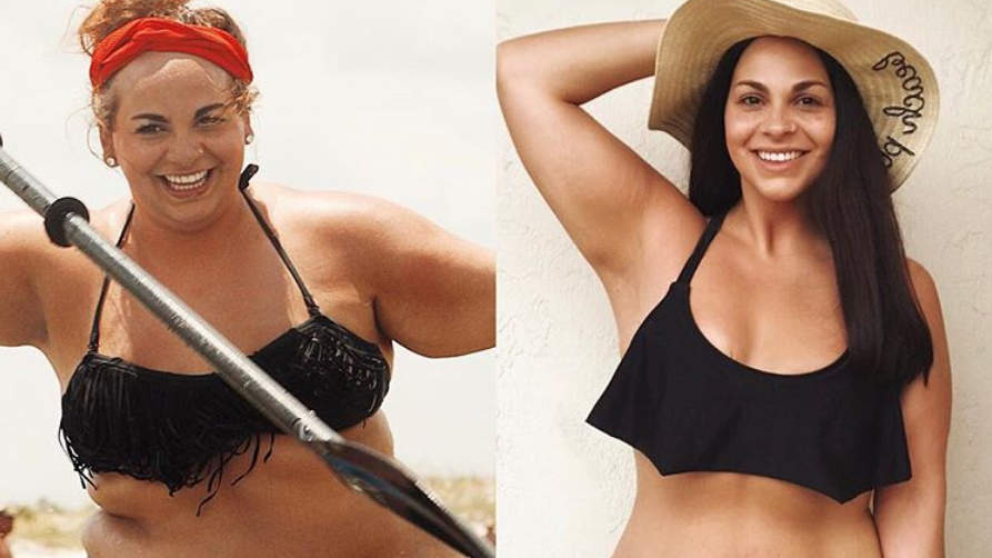 No Crash Diets or Crazy Restrictions: How This Woman Lost 80 Lbs. with Small Changes