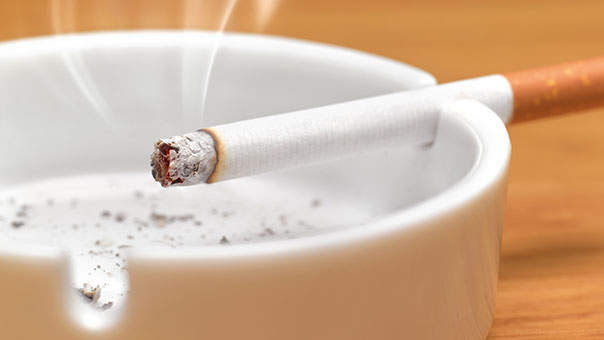 <p>Avoid cigarettes and alcohol</p>