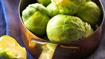 <p>Brussels sprouts</p>