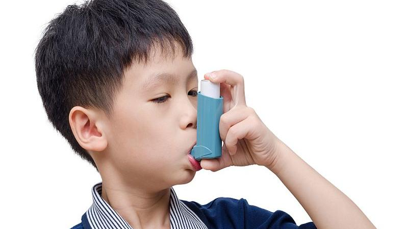 childhood obesity linked to asthma Childhood obesity and asthma may be connected obesity may raise kids' asthma risk breathing problems during sleep also raise risk by miranda hitti.