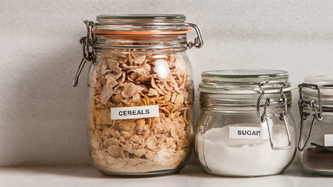 Kitchen Counter With Food How What You Have On Your Kitchen Counter Can Predict Your Weight
