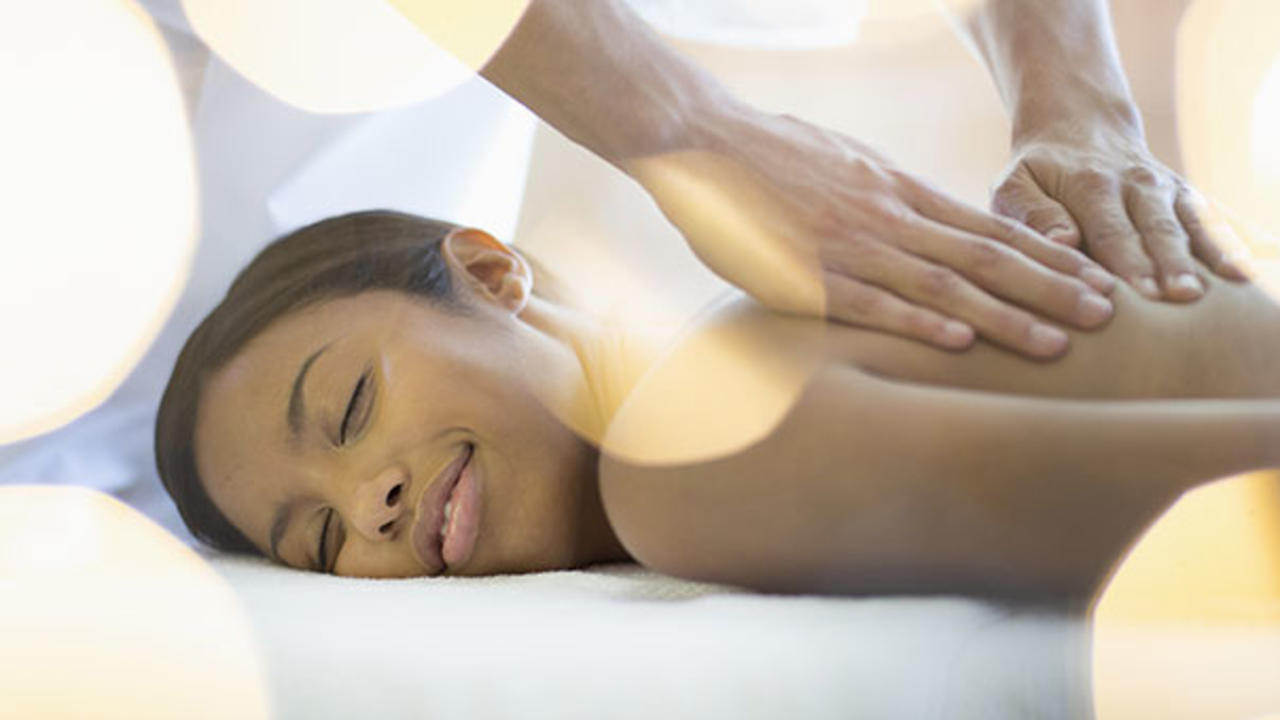 Image result for person massage