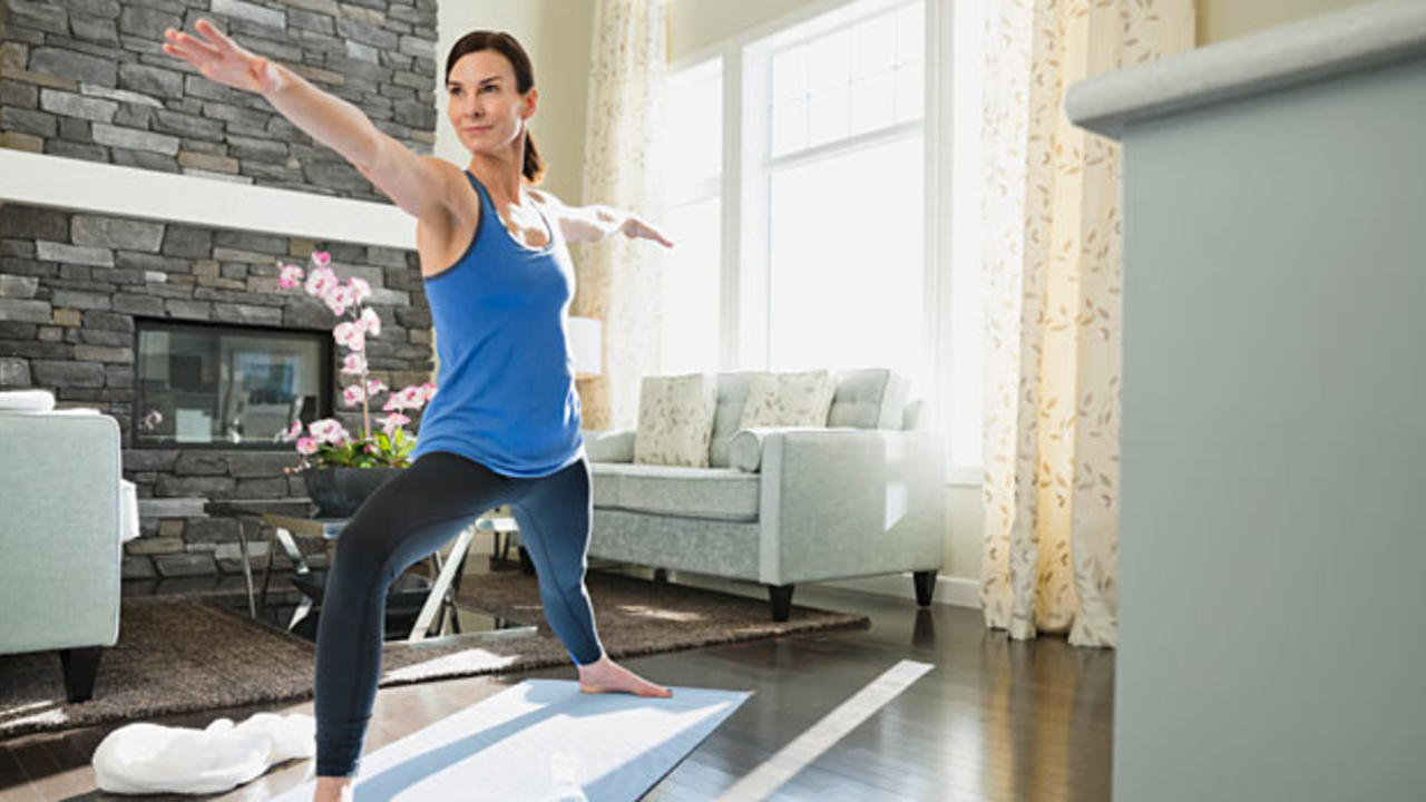 A 5-Minute, Energizing Morning Yoga Routine - Health