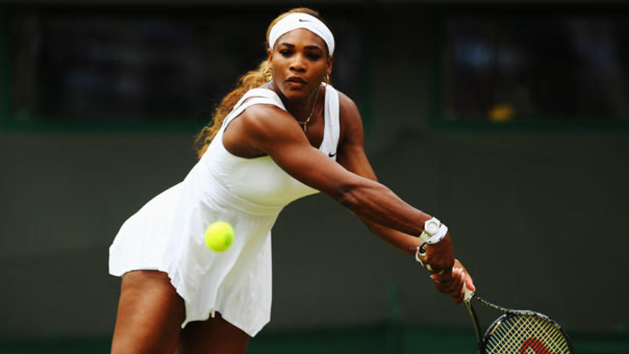 Try This Move to Get Arms Like Serena Williams Health