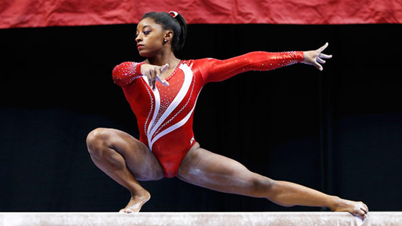 Simone Biles on Her ADHD: 'It's Nothing That I'm Afraid to ...