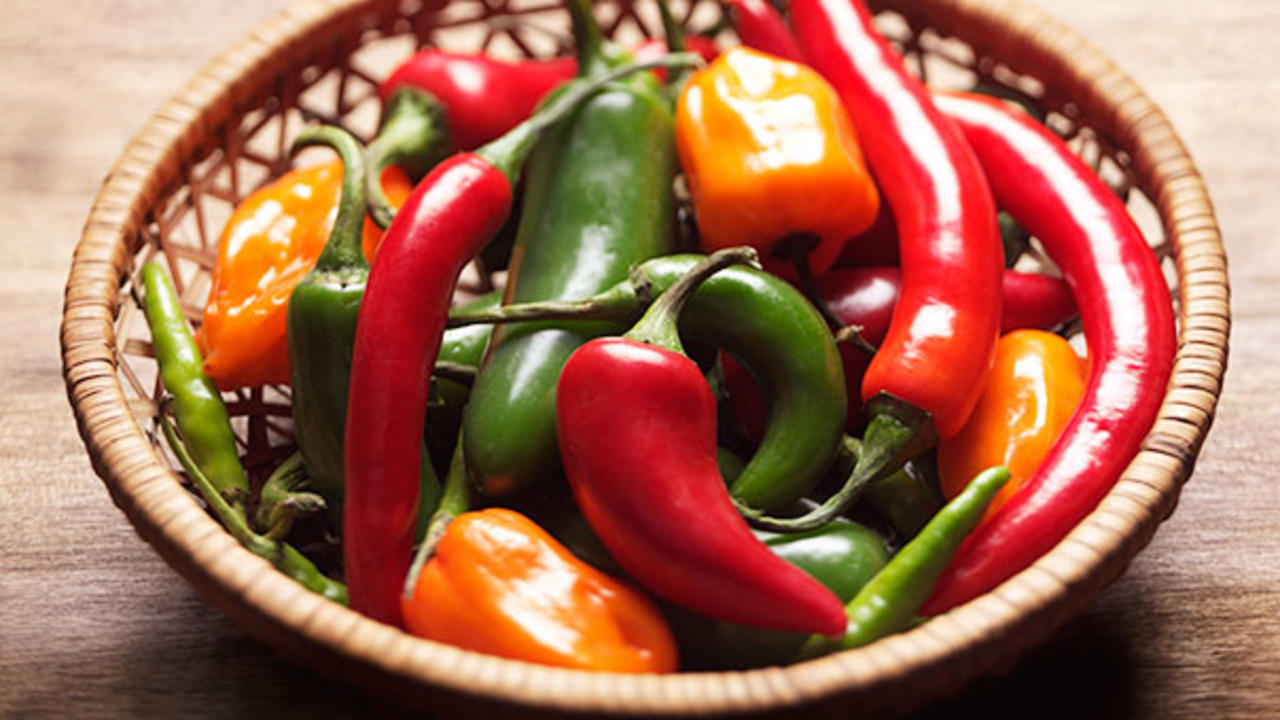 Watch Hot Peppers May Help Your Heart video