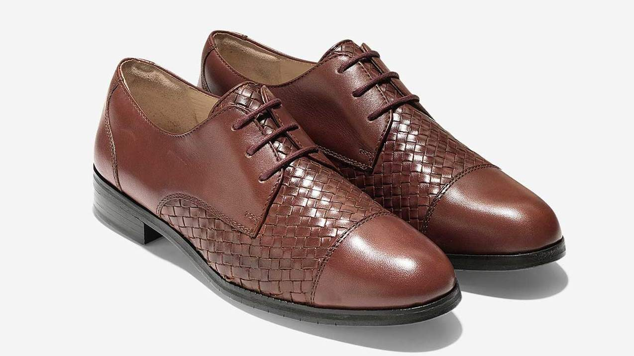 The Polished Oxford: 'Jagger' Grand Weave Oxford