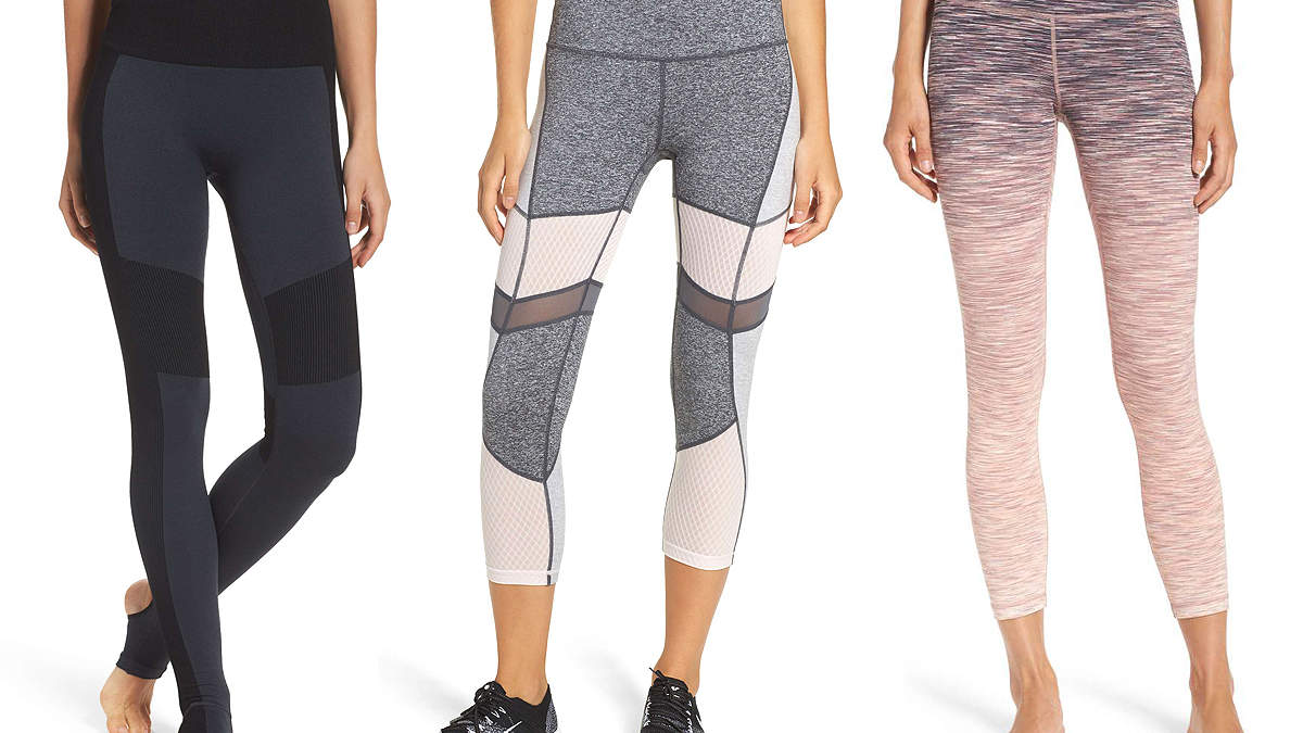 The Under $100 Leggings From Nordstrom We Can't Stop Wearing
