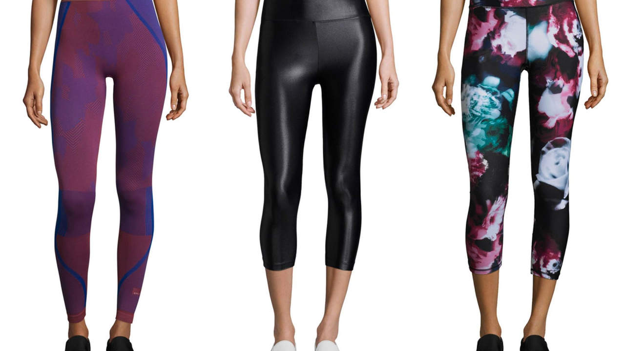 The 6 Best Workout Leggings to Buy from Saks Fifth Avenue's Friends and Family Sale
