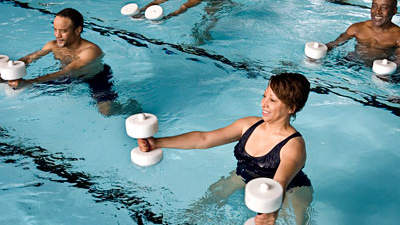 arthritis-exercise-water