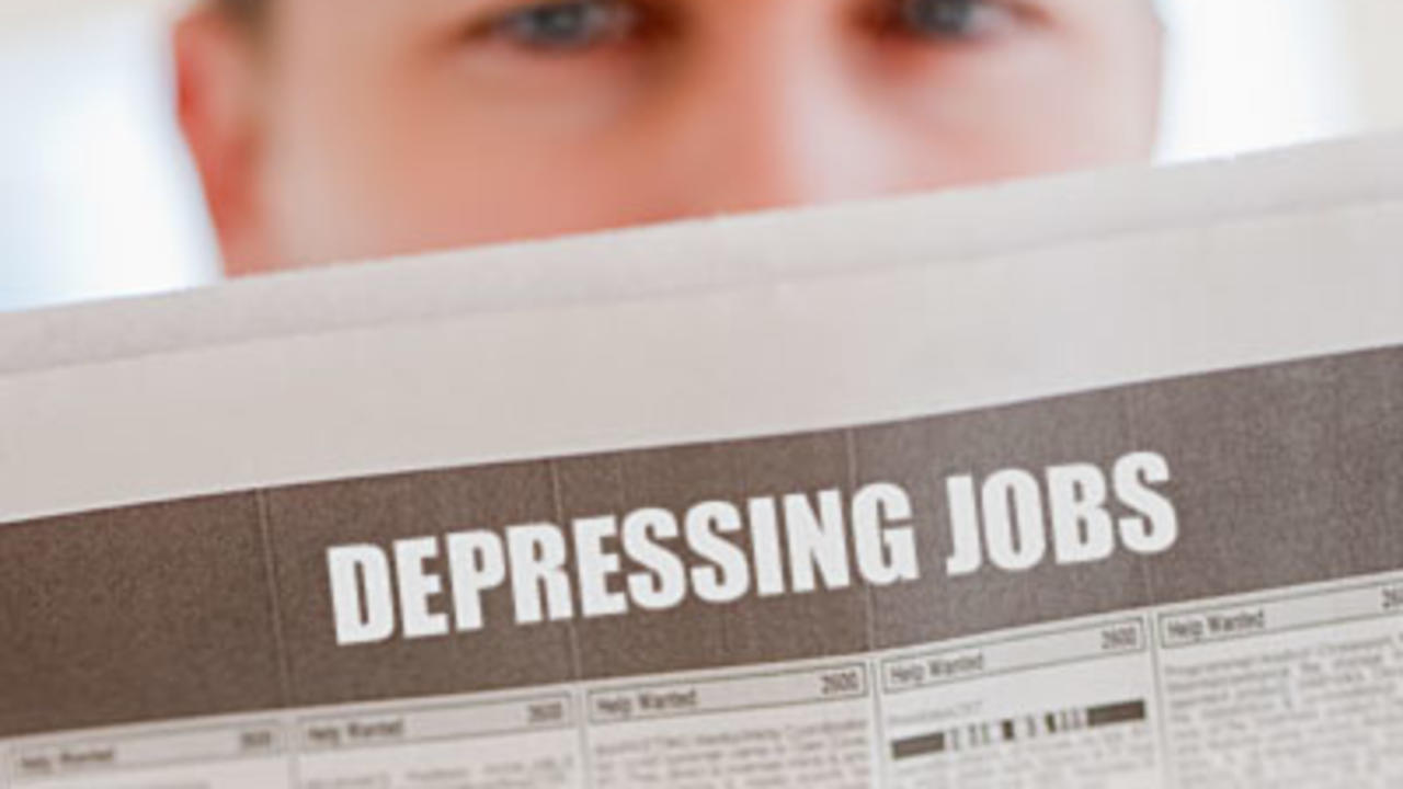 10 Careers With High Rates of Depression