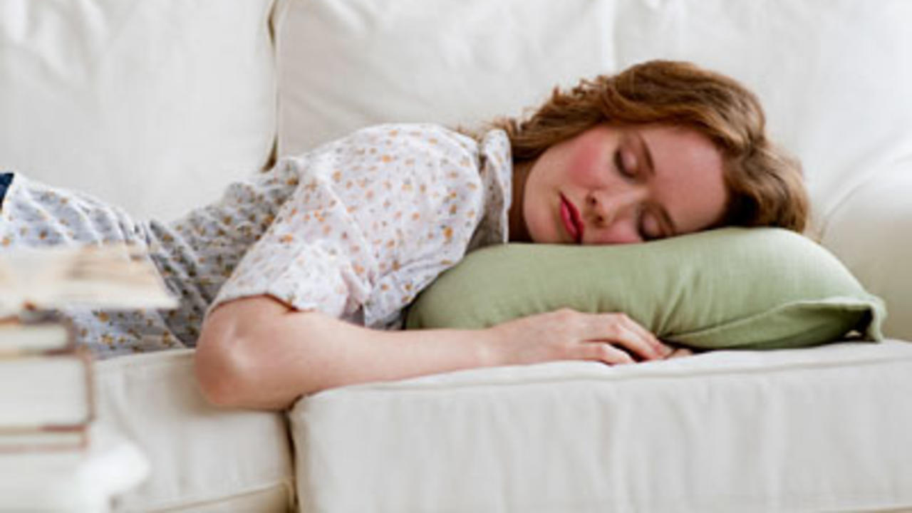 Daytime resting: helpful or harmful?