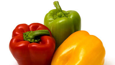 Dirty: Sweet bell pepper