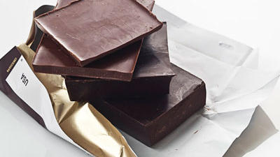 What Can You Make With a Bar of Chocolate?