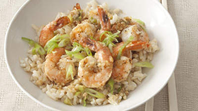 garlic-ginger-shrimp