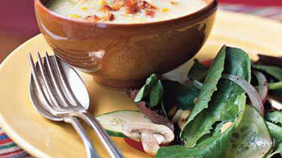 Potato-Leek Chowder