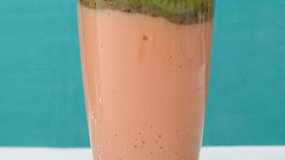 How tangy: Double C Smoothie