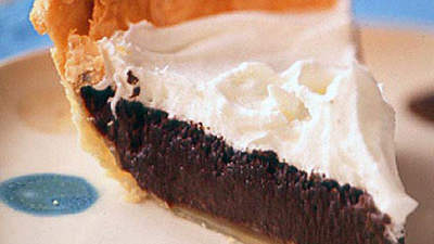 chocolate-fudge-pie