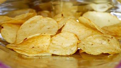 Count your chips (and crackers)