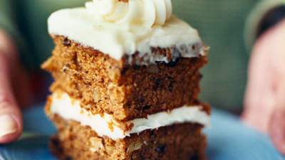 Pumpkin-Carrot Cake