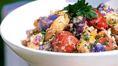 red-white-blue-potato-salad