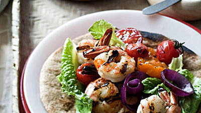 shrimp-souvlaki