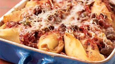 Baked Stuffed Shells