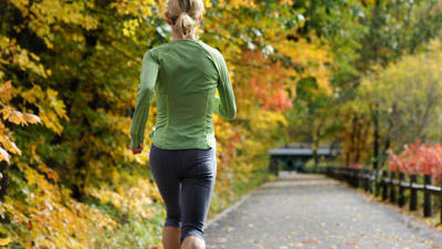 Tired of your old running routine?