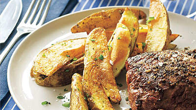 beef-tenderloin-potatoes