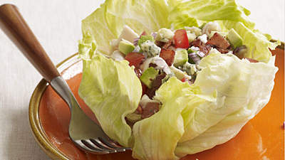 cobb-salad-lettuce-wraps