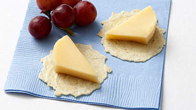 Mini cheese plate