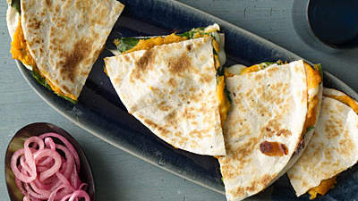 sweet-potato-spinach-quesadillas
