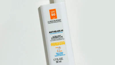 Sunscreen: La Roche-Posay Anthelios 60 Ultra Light Sunscreen Fluid