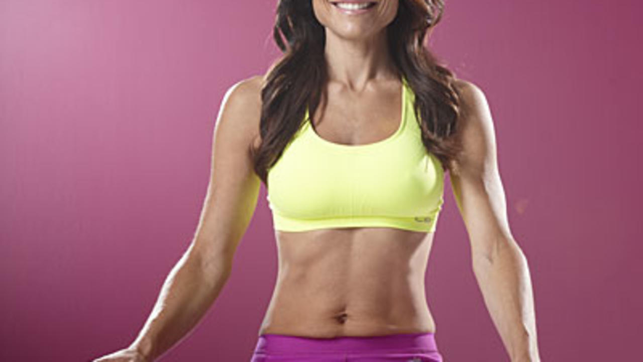 Bethenny's Beautiful Body Secret: Fast Yoga