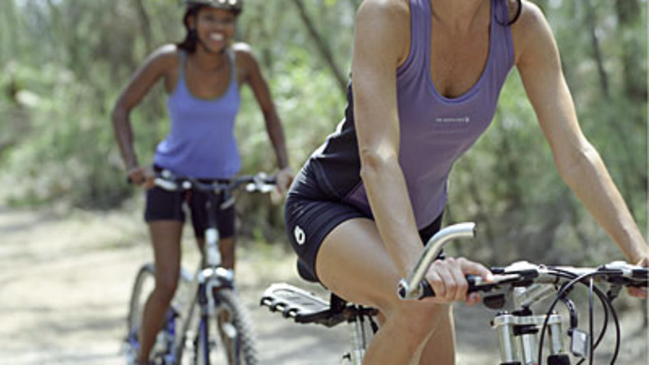 Bike Your Way to a Better Body