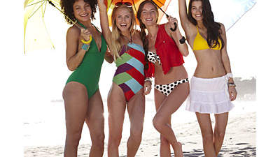 30 Slimming Bathing Suits