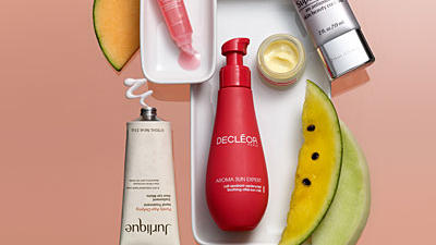 Get Beautiful Summer Skin With Melon