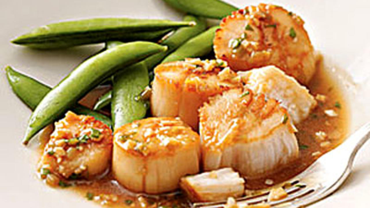 8 gout causing foods health gout diet sesame scallops forumfinder Image collections