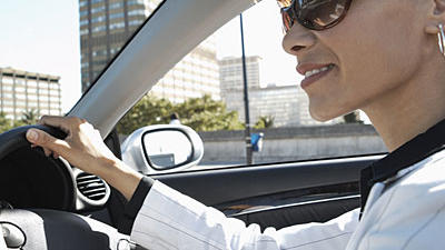 A five-second trick to ease road rage